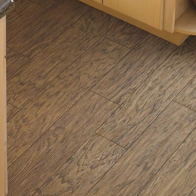 Challenger 5 x 48 x 8.73mm Hickory Laminate Flooring in Executive