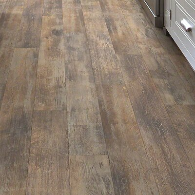Momentous 5.43 x 47.72 x 7.94mm Laminate Flooring in Clich�