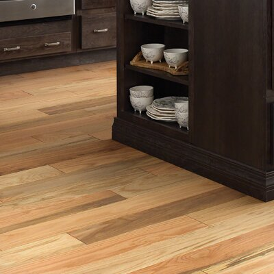 Basinger 4 Solid Red Oak Hardwood Flooring in Wilcox
