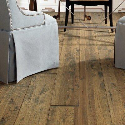Ridge 8 Solid Hickory Hardwood Flooring in Goose