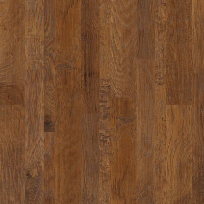 Greensboro Random Width Engineered Hickory Hardwood Flooring in Abalone