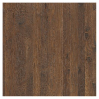 Greensboro Random Width Engineered Hickory Hardwood Flooring in Silverado