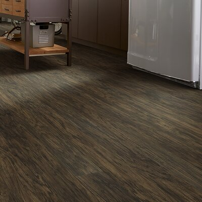 Baja 6 x 48 x 5.5mm Luxury Vinyl Plank in Nevada