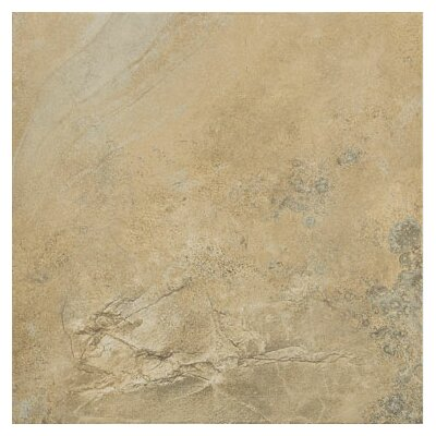 "Shaw Floors African Slate 13"" Porcelain Tile in Latte at Sears.com"