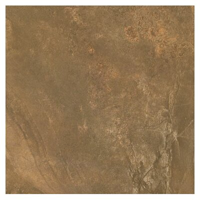 "Shaw Floors African Slate 13"" Porcelain Tile  in Rust at Sears.com"