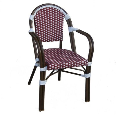 Cafe Bistro Arm Chair