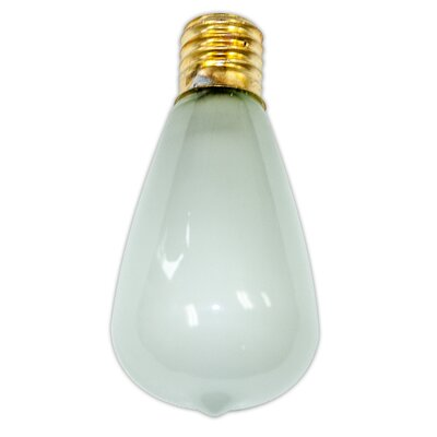 Incandescent Light Bulb (Pack of 12) Color: Frosted