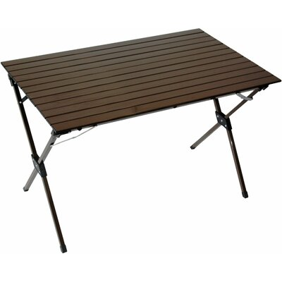 Portable Picnic Table Finish: Brown