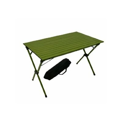 Portable Picnic Table Finish: Green