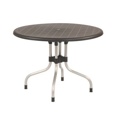 Escarcega Plastic Bistro Table