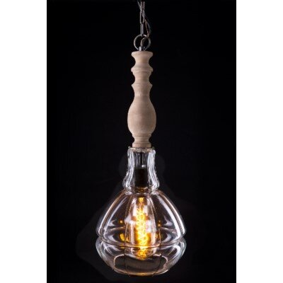 Redington 1-Light Mini Pendant