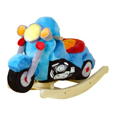 Lil' Biker Motorcycle Rocker 85054