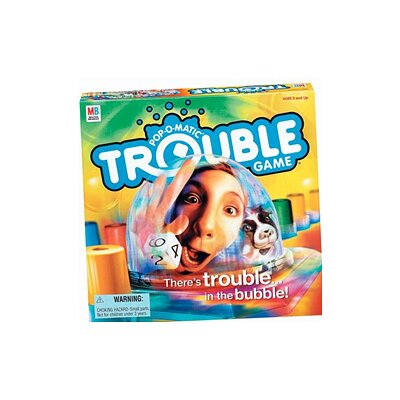 trouble game instructions