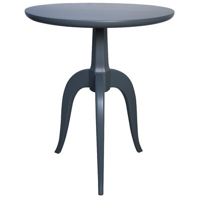 Corin End Table Finish: Mink Grey