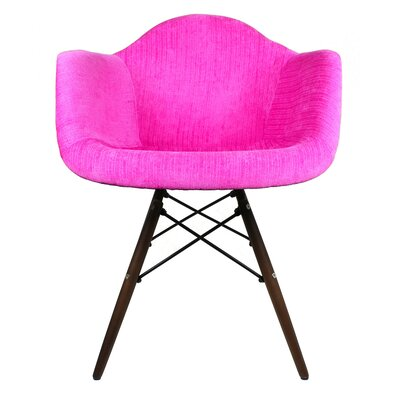 Armchair Color: Pink