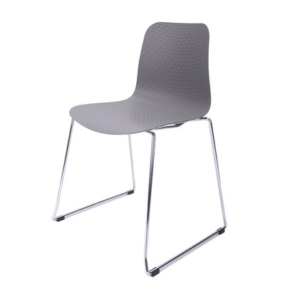 Hebe Series Side Chair Finish: Gray
