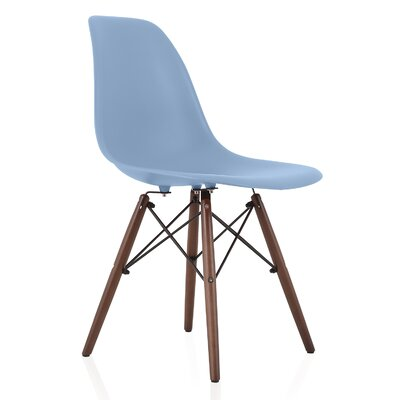 Nature Series Solid Wood Dining Chair Finish: Slate Blue