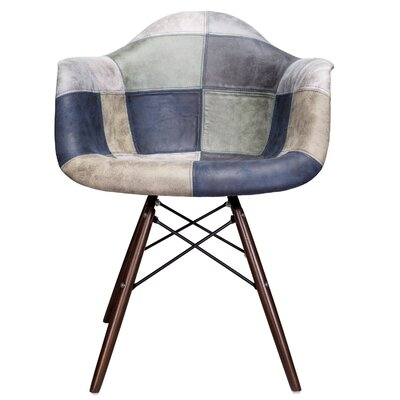 Cyril Armchair Finish: Gray
