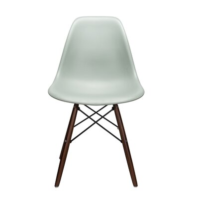 Aquarius Dining Chair Color: Moss Gray