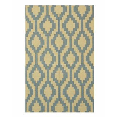 Moroccan Handmade Gray Area Rug Rug Size: 5 x 8