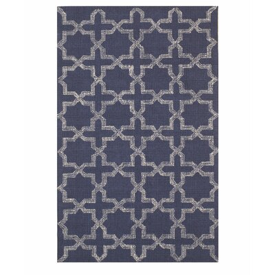 Northgate Hand-Tufted Blue Area Rug