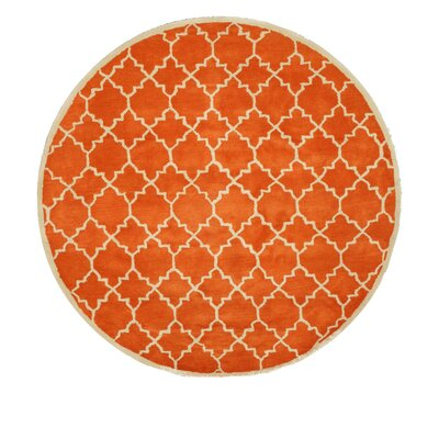 Northridge Hand-Tufted Orange Area Rug