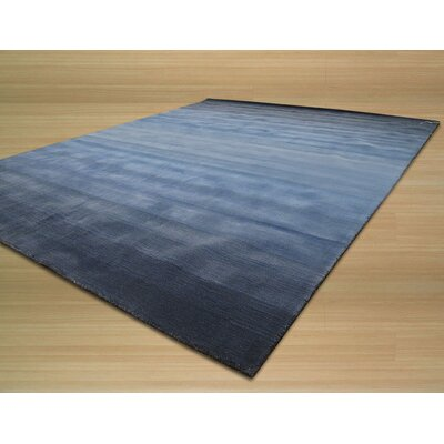 Darell Horizon Hand-Tufted Blue Area Rug