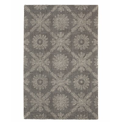 Ginette Hand-Tufted Gray Area Rug