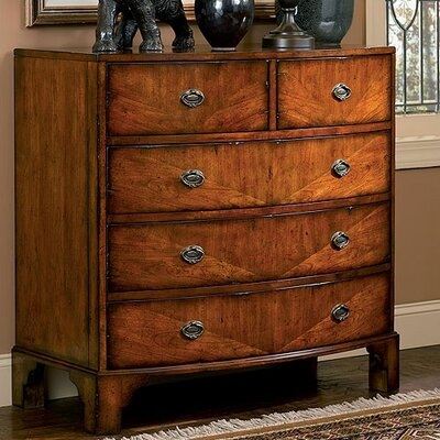 Williamsburg House 5 Drawer Accent Chest
