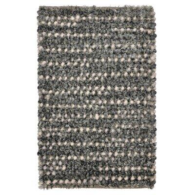 Caillou Shag Grey Area Rug Rug Size: 2 x 3