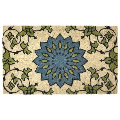 Carcassonne Coir Doormat