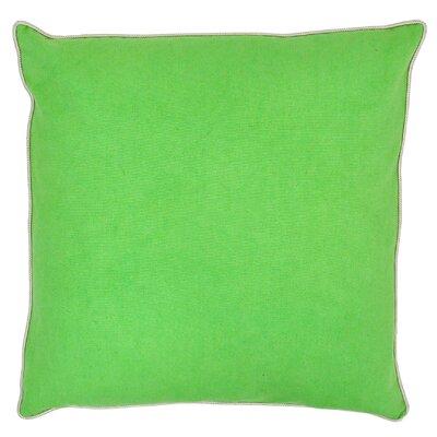 Elemento Cotton Throw Pillow Color: Grass