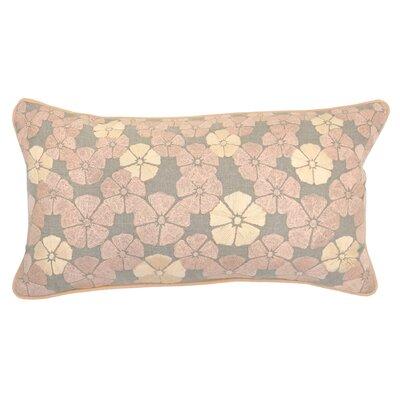 Posey Cotton Throw Pillow