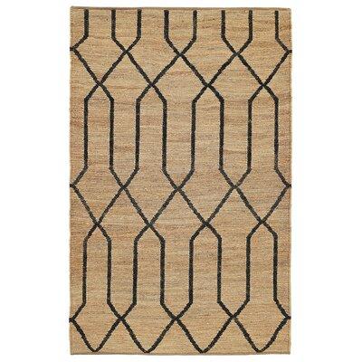 Kyra Beige Soumak Indoor/Outdoor Rug Rug Size: 4 x 6