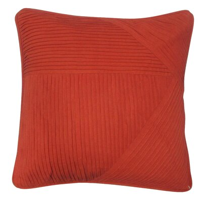 Idotabori Cotton Throw Pillow