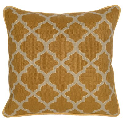 Rachel Cotton Throw Pillow