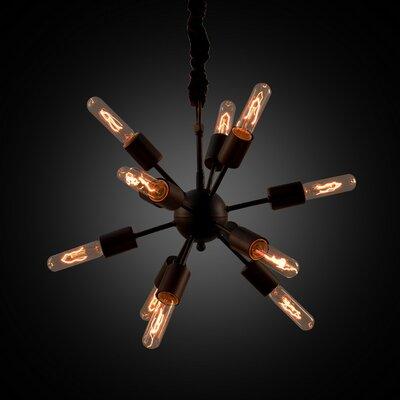 Chiku 10-Light Pendant
