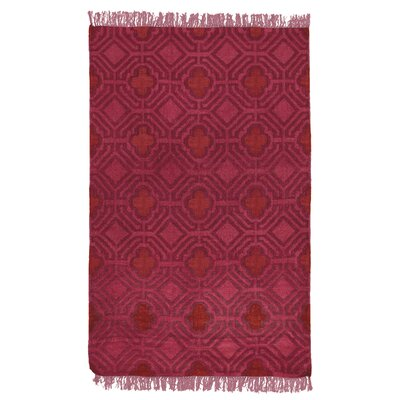 Sofia Berry Overdyed Indoor/Outdoor Area Rug Rug Size: 4 x 6