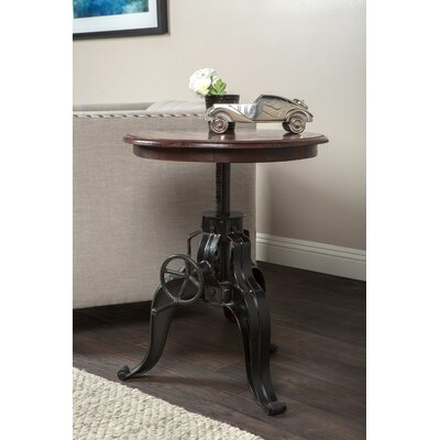 Liane End Table Size: Small