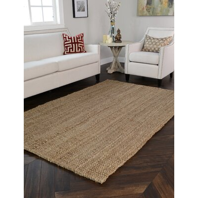 Anello Natural Area Rug Rug Size: 2 x 3