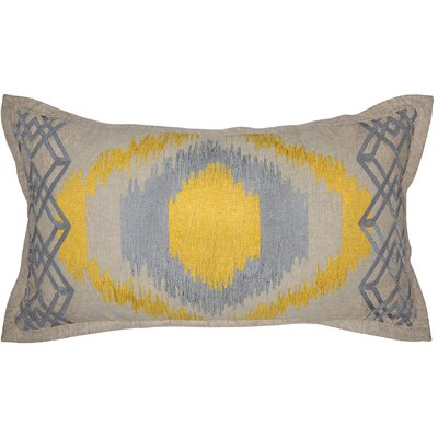 Davie Cotton Throw Pillow