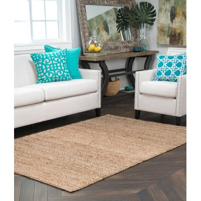 Natalia Brown Area Rug Rug Size: 4 x 6