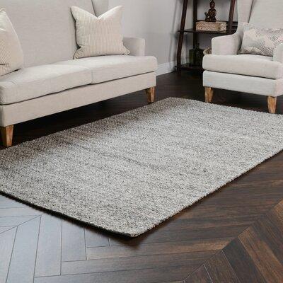 Nessa Gray Area Rug Rug Size: 2 x 3