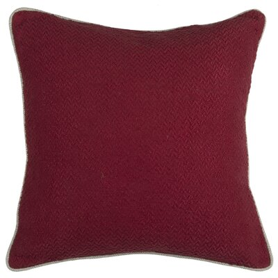 Atkinson Throw Pillow Color: Spice