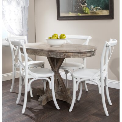 Pantoja Oval Dining Table