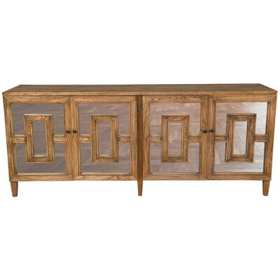 Bungalow Rose Ferguson Reclaimed Elm Sideboard