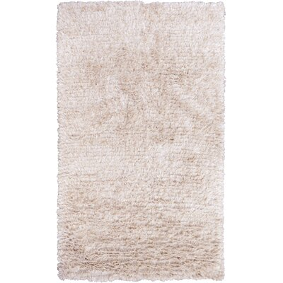 Rylie Beige Area Rug Rug Size: 2 x 3