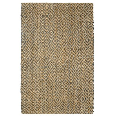 Dia Brown/Gray Area Rug Rug Size: 5 x 8