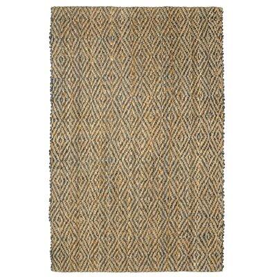 Dia Brown/Gray Area Rug Rug Size: 5 x 8