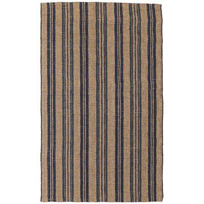 Sienna Brown/Blue Area Rug Rug Size: 5 x 8